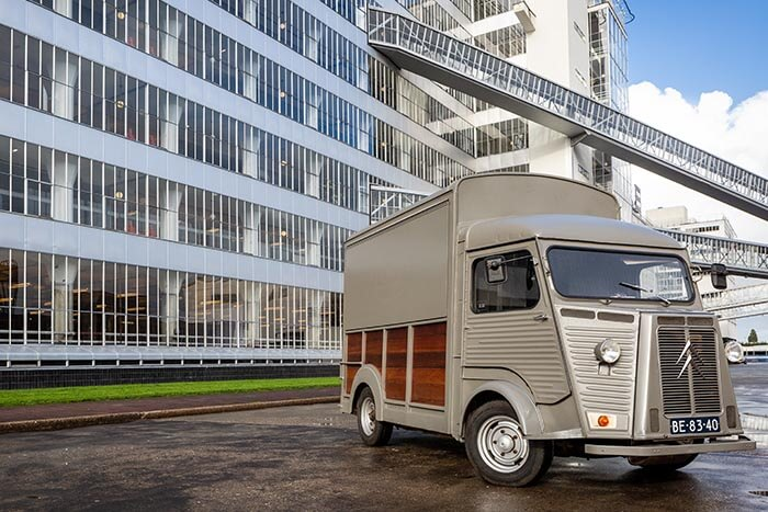 Citroen HY Foodtruck huren