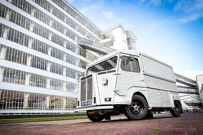 Citroën HY Foodtruck huren